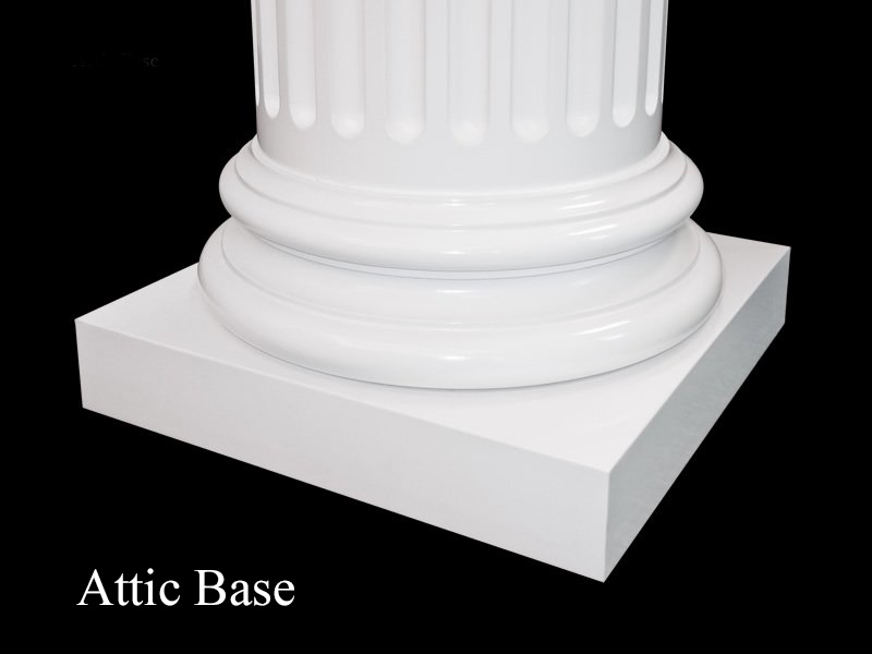 #50 Attic Column Base