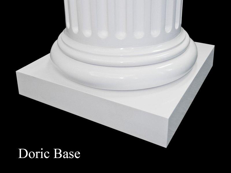 #51 Doric Column Base