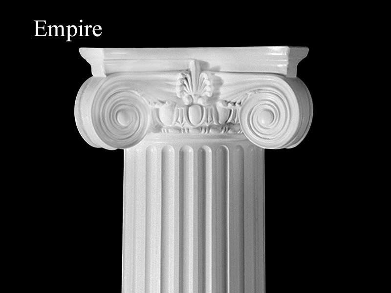 #52 Empire Fluted Column