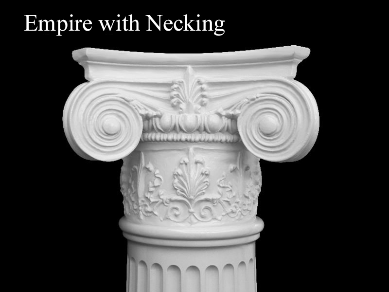 #54 Empire Column with Necking