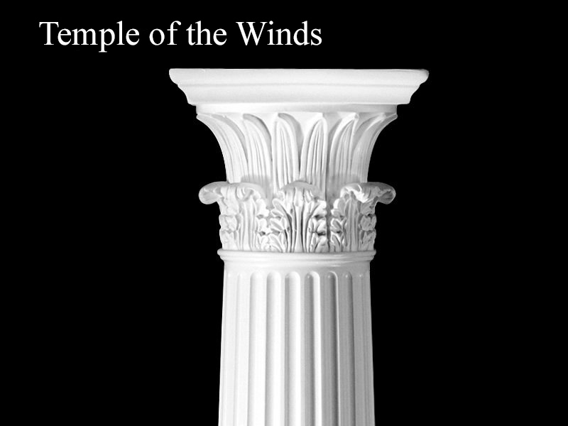 #71 Temple of the Winds Column