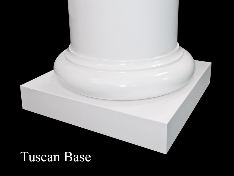 #73 Tuscan Column Base