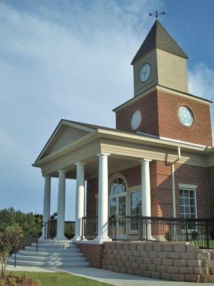 #43 Church Columns
