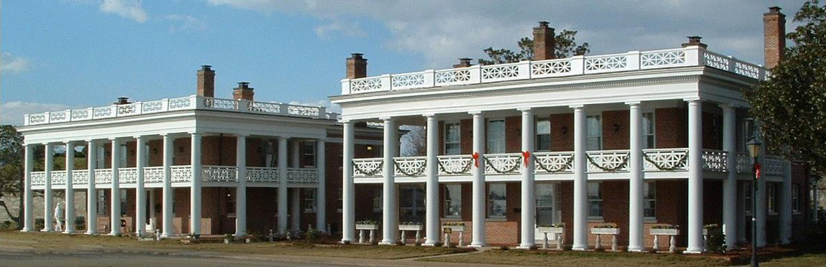 #35 Fort Monroe Columns