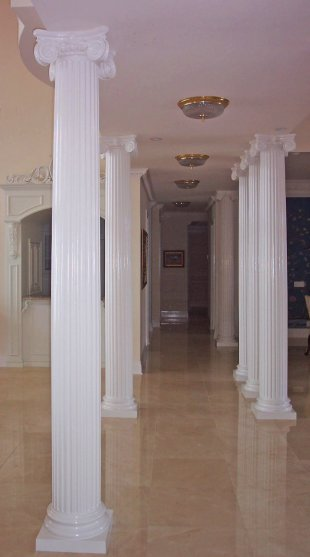 Architectural Columns By New England Classic